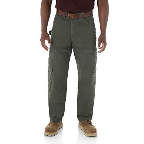 Wrangler Riggs Workwear Men's Ranger Pant, Loden,38 x 34