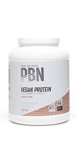 PBN Veganes Protein Schokolade 2,27kg-Behälter