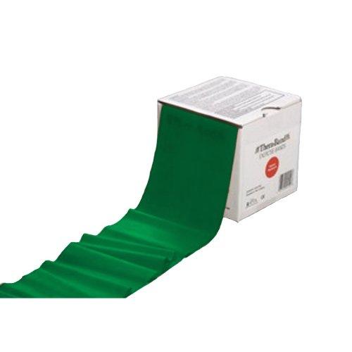 Thera-Band Therapieband, Rolle 45m, Heavy, grün, Therapiebänder und Igelbälle