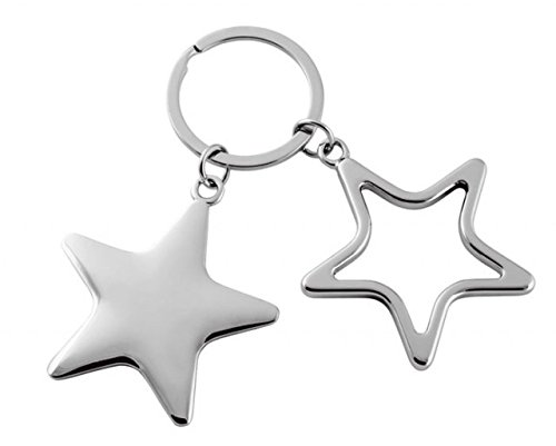 Ten Llavero Estrella Doble cod.EL5586 cm