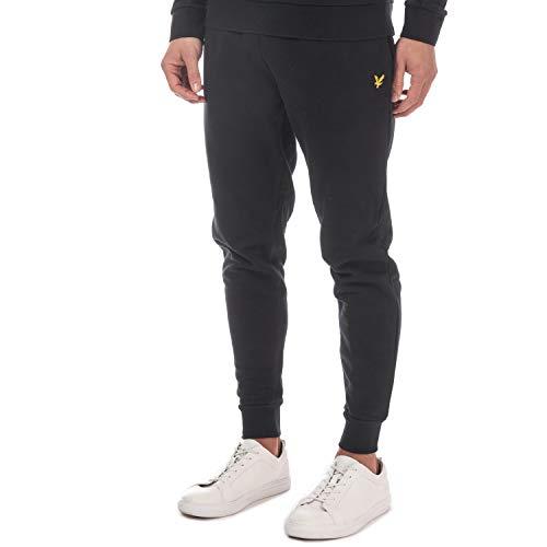 Lyle & Scott Skinny Sweatpant Pantaloni Sportivi, Nero (True Black 572), W38 (Taglia Produttore: XX-Large) Uomo