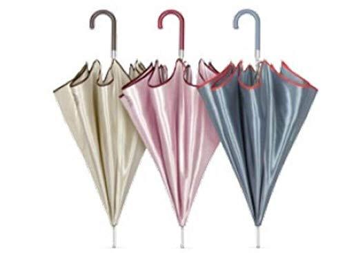Paraguas Cacharel de Mujer automático, antiviento. Tejido Metalizado
