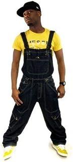 Rebel Ape Joara III Dungarees Jeans Overalls Jumpsuit Baggy