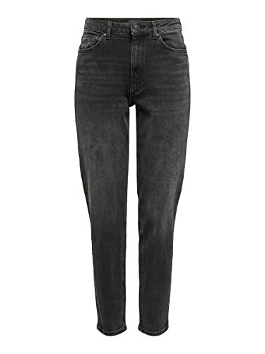 ONLY Female Mom Jeans ONLVeneda Life XS34Black Denim