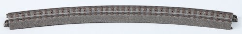 Märklin H0 24430 gebogenes C-Gleis Radius 4, 1 Gleis