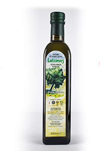 Latzimas natives Olivenöl extra 0,5L Griechenland