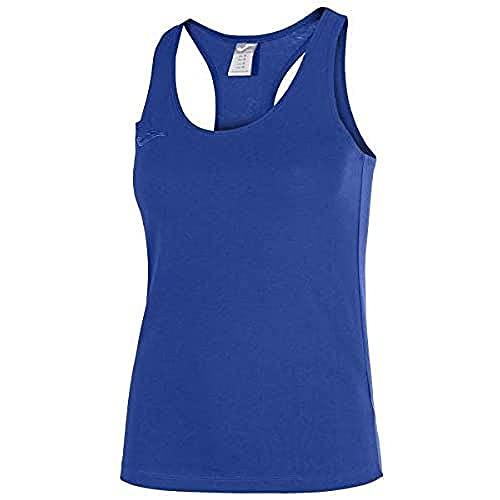 Joma Larisa Camiseta Tirantes, Mujer, Royal, XL