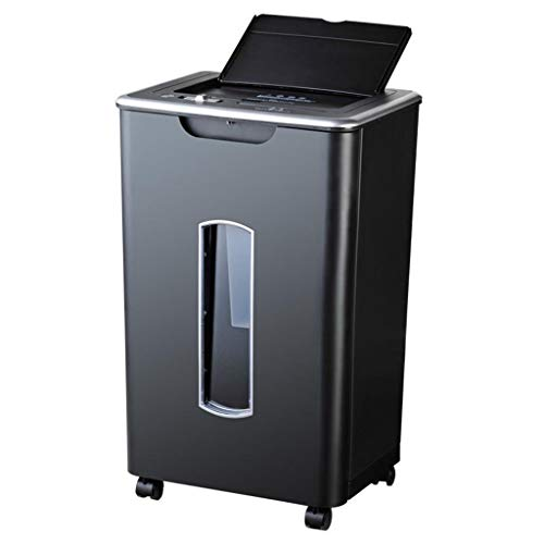 Review Shredders Automatic Paper Feeding Commercial High Power Level 4 Confidential Fragile Disc Ban...