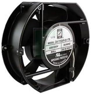 KNIGHT ELECTRONICS ORION FANS OA172SAPL-22-1TB OA172 Series 3400 RPM 172 x 150 x 51 mm 228 CFM 230 V Dual Ball Bearing AC ...