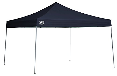 Quik Shade Expedition 12 x 12 ft. Straight Leg Canopy, Twilight Blue