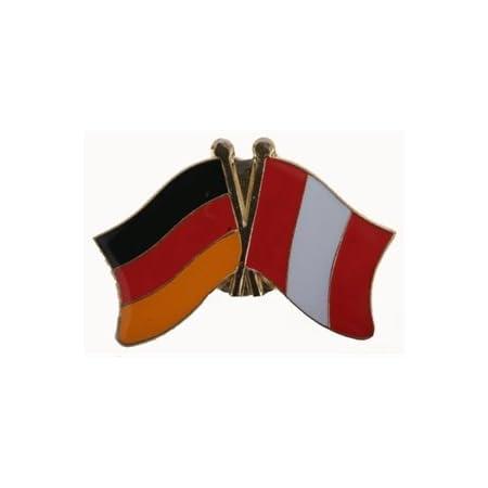Yantec Flaggenpin Jemen Pin Flagge