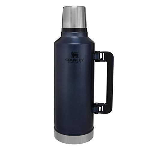New Stanley Classic Vacuum Bottle 1.1QT Hot//Cold Double Wall
