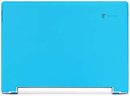 mCover Hard Shell Case for Late-2018 11.6' Lenovo C330 Series Chromebook Laptop (NOT Fitting Lenovo N21 N22 N23 N24 100E 300E 500E Flex 11 Yoga 11e Chromebook) (LEN-C330 Aqua)