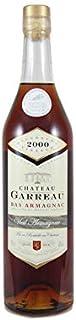 Armagnac Millesime 2000. Jahrgangs-Armagnac. Château Garreau