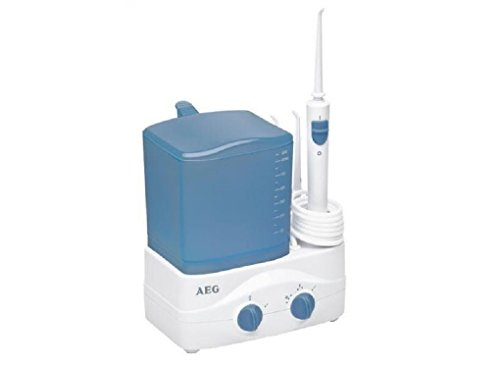 AEG MD 5613 Munddusche Weiß, Blau