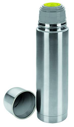 Ibili Termo para líquidos-Acero Inoxidable-Tapón dosificador-Ideal para Transportar el café-Capacidad 750 ml