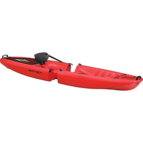 Point 65 Sweden Falcon Solo RED Modular Kayak