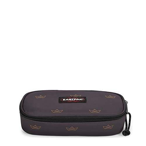 Eastpak OVAL Single Federmäppchen, 22 cm, Minigami Boats
