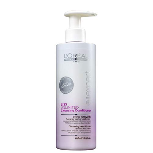 L'OREAL Liss Unlimited Cleansing Conditionneur 400 ml