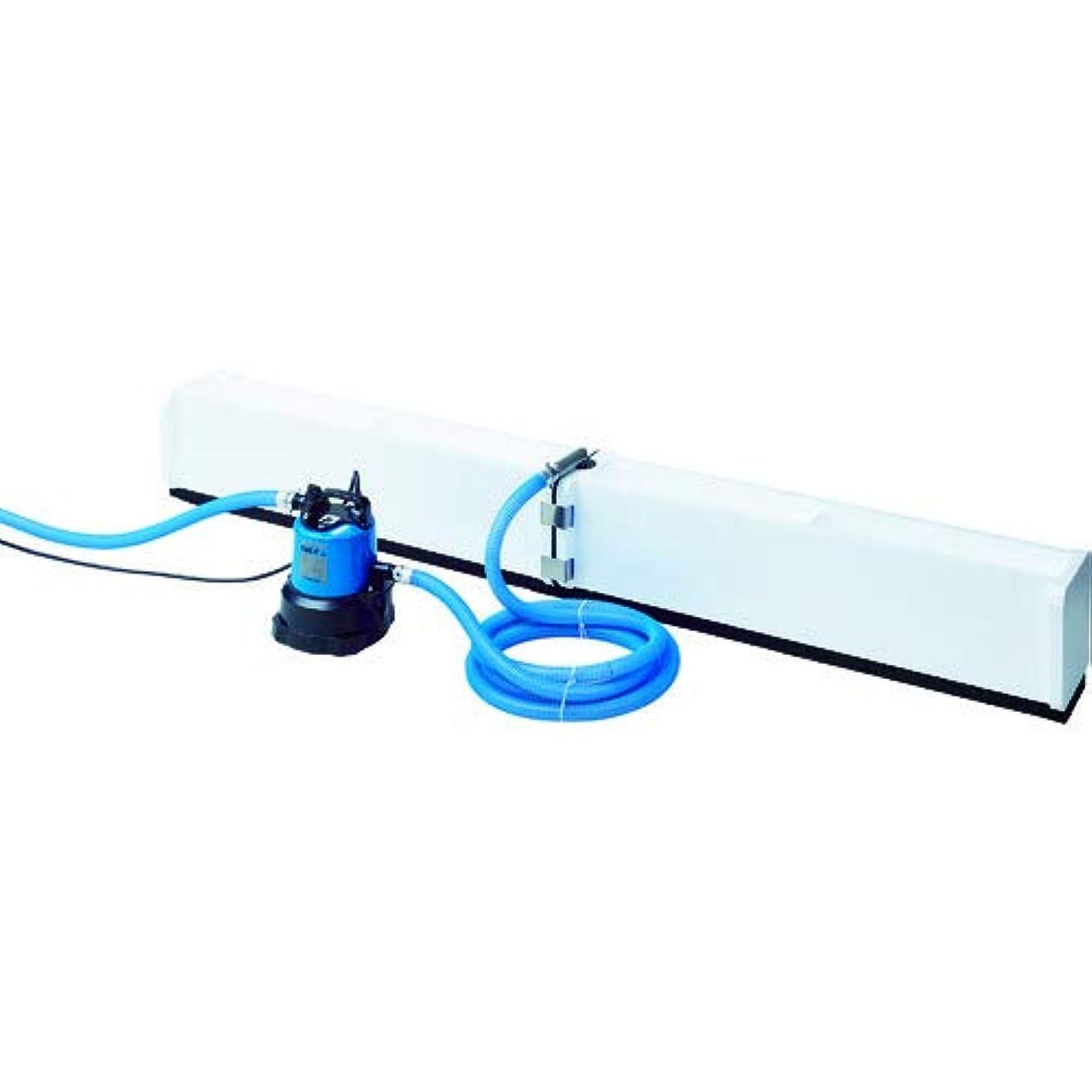 舗装交換可能再生可能ツルミ 簡易止水装置 OMK型 50HZ OMK111151
