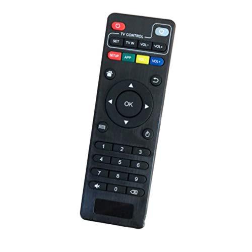 Yeyubh Control Remoto de reemplazo inalámbrico para H96 Pro / V88 / M-XQ / Z28 / T95X / T95Z Plus / TX3 X96 TV Caja de TV para A-NDROID Smart TV Box Control Remoto