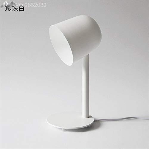 5151BuyWorld Lamp Lfh Nordic Moderne Macaron tafellamp kwaliteit creatieve ijzeren kantoor licht voor studie woonkamer nachtkastje bescherming ogen binnenverlichting binnenverlichting binnendecoratie