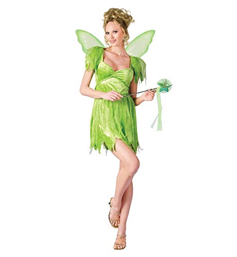 Neverland Fairy Adult Costume - Medium/Large