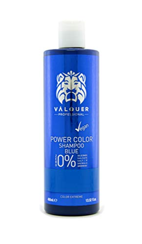 Champu Azul Vegano