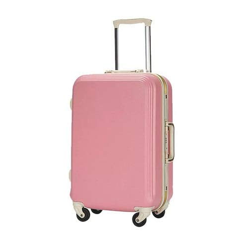 Mdsfe 20'22' 24'26' 28inch ABS + PCRolling Luggage Spinner Men Women Trolley Travel suitcaseCarry On Suitcases - Aluminum frame, 22'