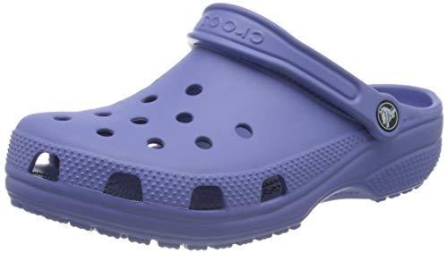crocs Unisex-Kinder Classic Clog Kids Clogs, Lapis, 25-26 EU