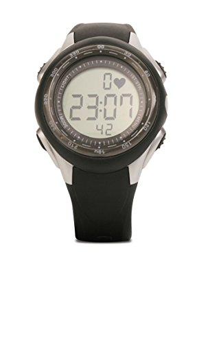 OROLOGIO CON CARDIO-FREQUENZIMETRO DIGITALE WIRELESS FITNESS SPORT RUNNING