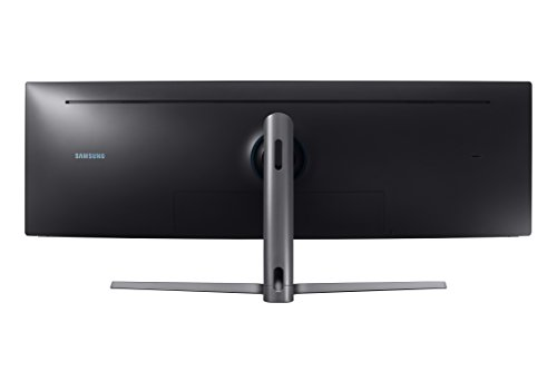 Samsung C49HG90DMU 124,20 cm (49 Zoll) LED Multitasking Monitor (2x HDMI, Display Port, Mini-Display Port, USB, 3840 x 1080 Pixel) mattschwarz - 5