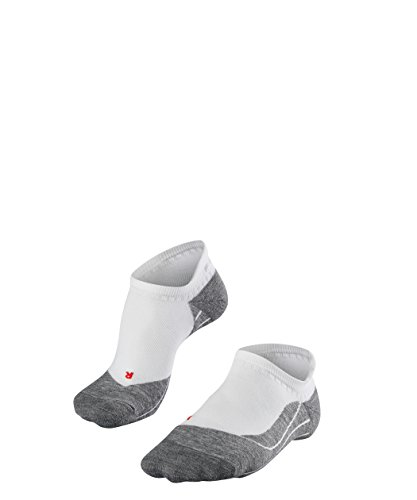 FALKE RU4 Invisible M in Chaussettes de course Homme, Blanc (White-Mix 2020), 39-41