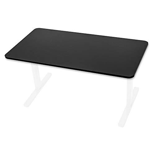 Duronic TT187BK Sobremesa para marco de escritorio, tabla de 180 cm x 70 cm compatible con la gama...