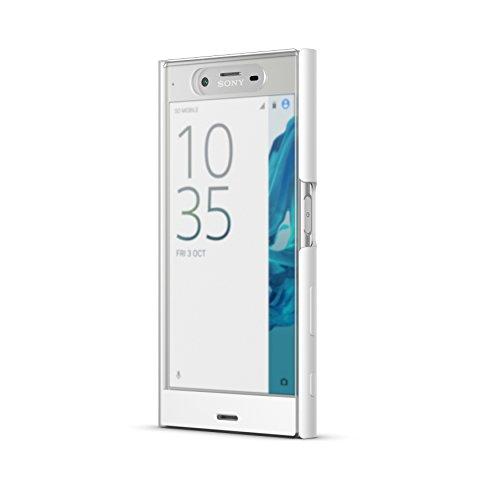 Sony 1304-4722 Etui tactile pour Sony Xperia XZ Blanc