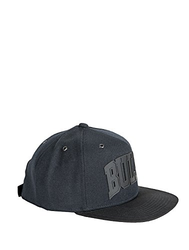 Mitchell And Ness - Casquette Strapback Homme Chicago Bulls Cement - Black
