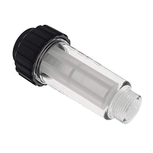 Smartfox Wasserfilter für Kärcher 4.730-059.0, Kränzle, Nilfisk, Bosch, Stihl oder andere Hochdruckreiniger mit 3/4