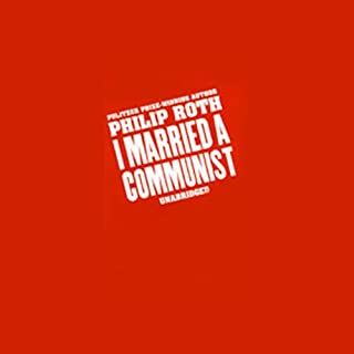 I Married a Communist audiobook cover art