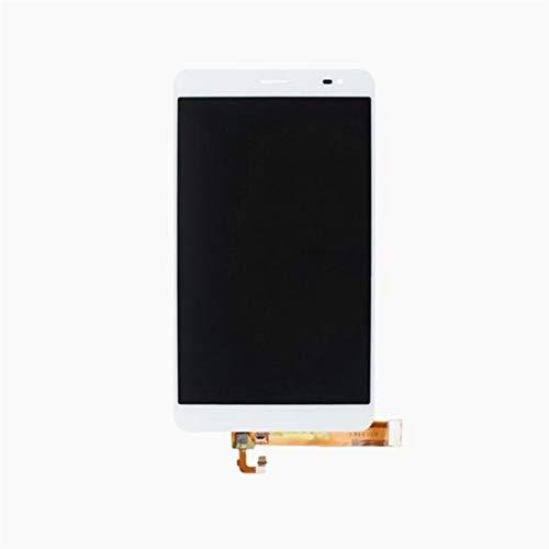 Kit de repuesto de pantalla para Huawei Honor X2 MediaPad X2 GEM-703L GEM-703LT GEM-702L Pantalla LCD Digitalizador de pantalla táctil Kit de reparación de pantalla (color: blanco)