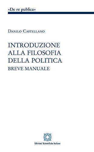 Introduzione alla filosofia della politica