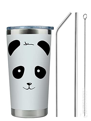 Panda Gifts for Women - Travel Coffee Tumbler/ Mug...
