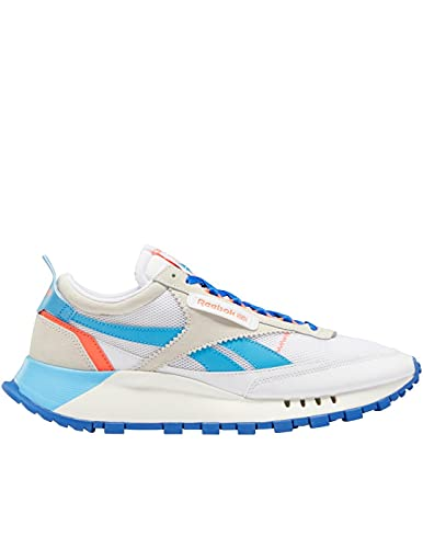 Zapatillas reebok cl Legacy Blanco Azul de Hombre. 41