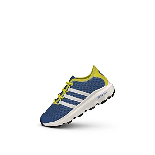 adidas Terrex CC Voyager K, Chaussures de randonnée Mixte Enfant, Bleu (Azubas/Blatiz/limuni), 36 EU