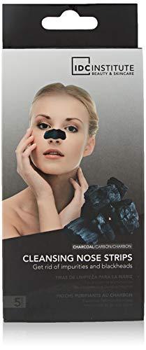 IDC INSTITUTE, Mascarilla exfoliante y limpiadora para la cara (Negro) - 6 unidades por caja