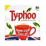 Typhoo Decaf - 80 bolsitas