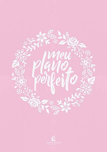 Meu Plano Perfeito, Tecido, Espiral Duplo, Rosa (Nova Edição)