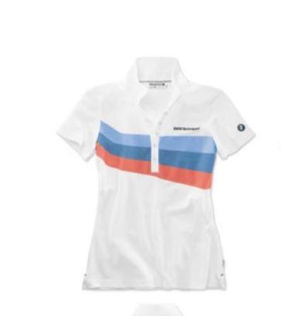 BMW Original Motorsport Poloshirt für Damen - Größe M