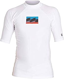 Men's Performance Fit Short Sleeve Rashguard