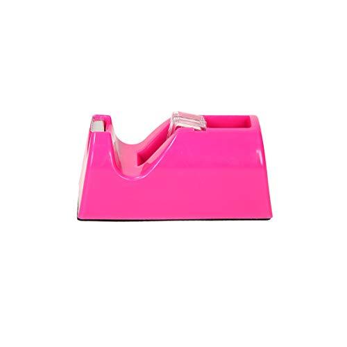 TIPTOP OFFICE Tischabroller Mini \'\'TD30\'\', Neon Rosa, 405447