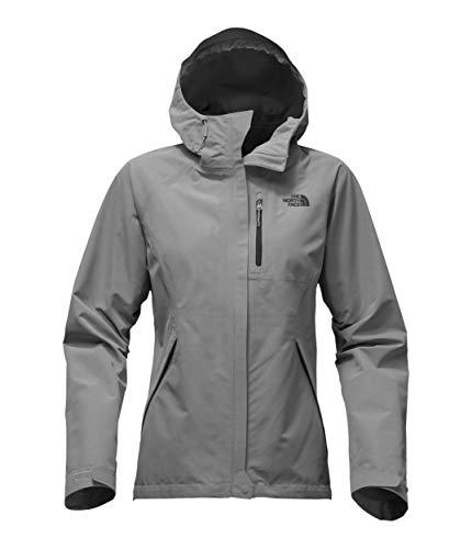 The North Face W Dryzzle Jacket Chaqueta, Mujer, TNF Gris Medium, XS